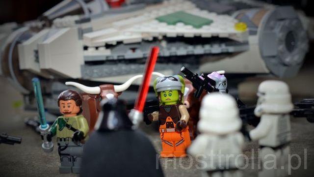 StarWars: Rebelianci w wersji LEGO