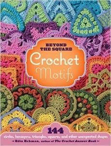 Okładka - Crochet Motifs