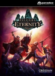 Okładka Pillars of Eternity
