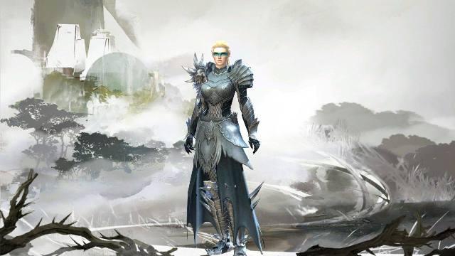 Przedstawicielka płci pięknej w Guild Wars 2!