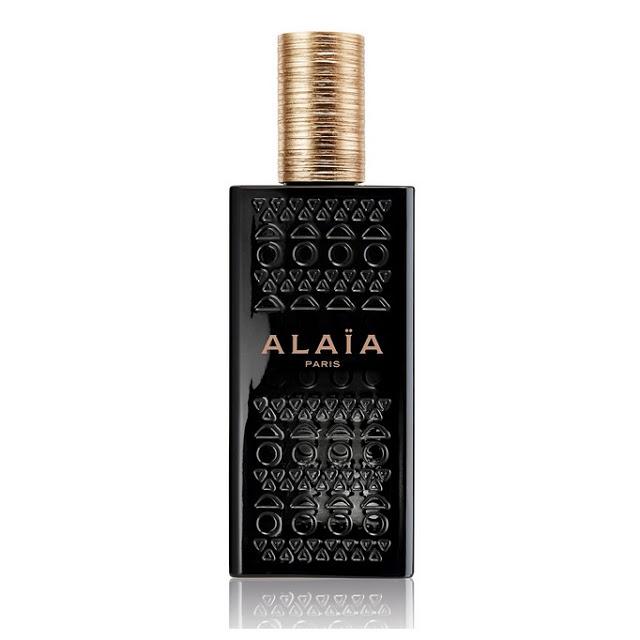 Alaia - prosta, czarna butelka, nie nadaje się dla egzaltowanych kobiet ;-)