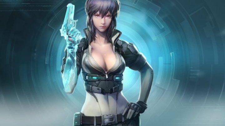 Jak pachnie kobieta-cyborg? (Iniezione di morfina)